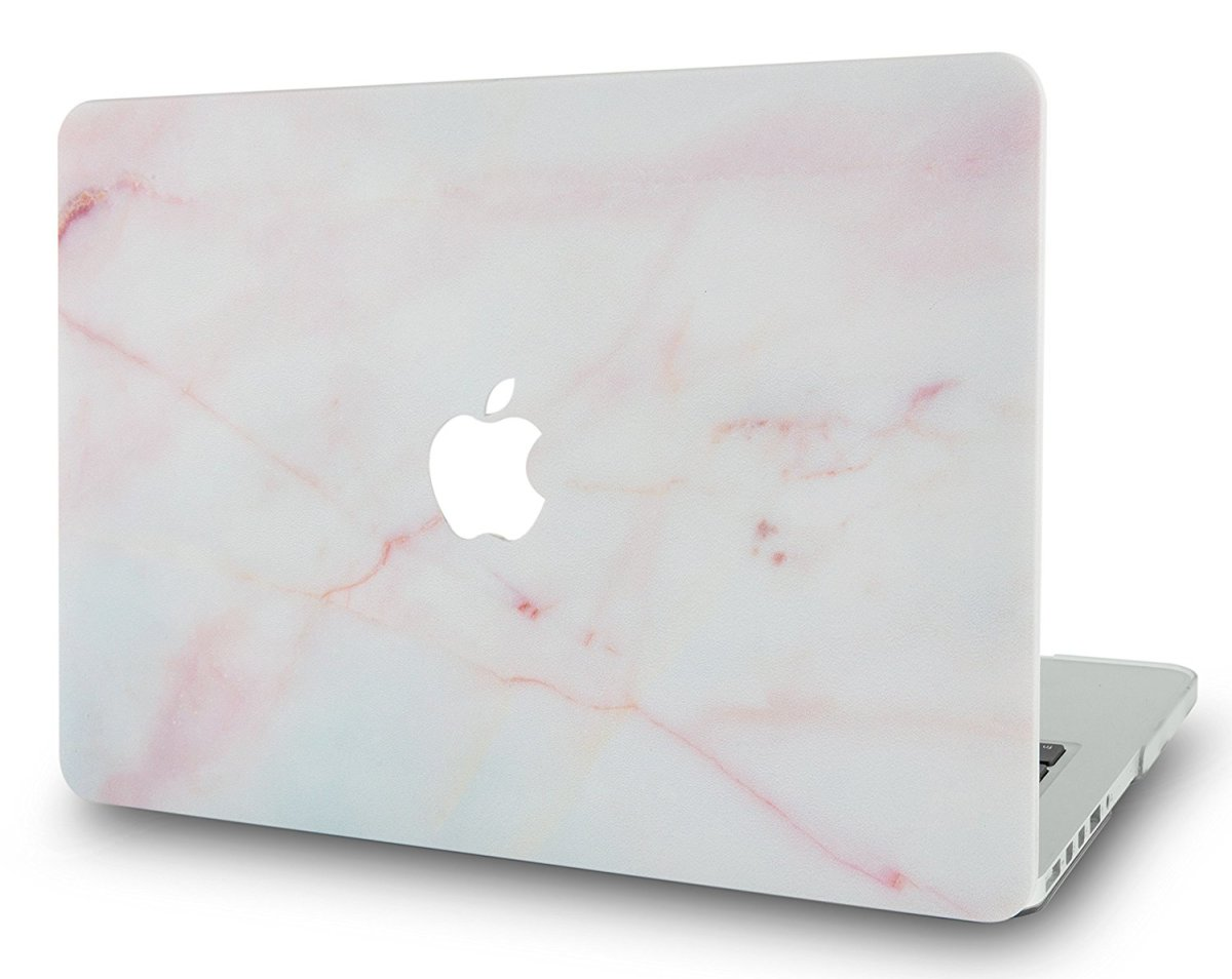 The LuvCase is available in multiple designs and colors, which makes it a great choice for users like my daughter who want to customize their Mac to their own tastes. The case has a solid feel and there are rubber feet for additional stability.