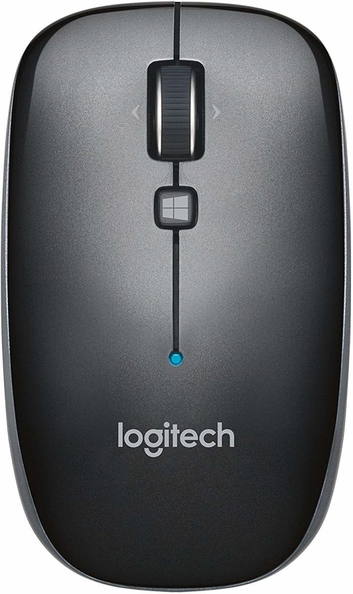 The Logitech M557 Bluetooth Mouse.