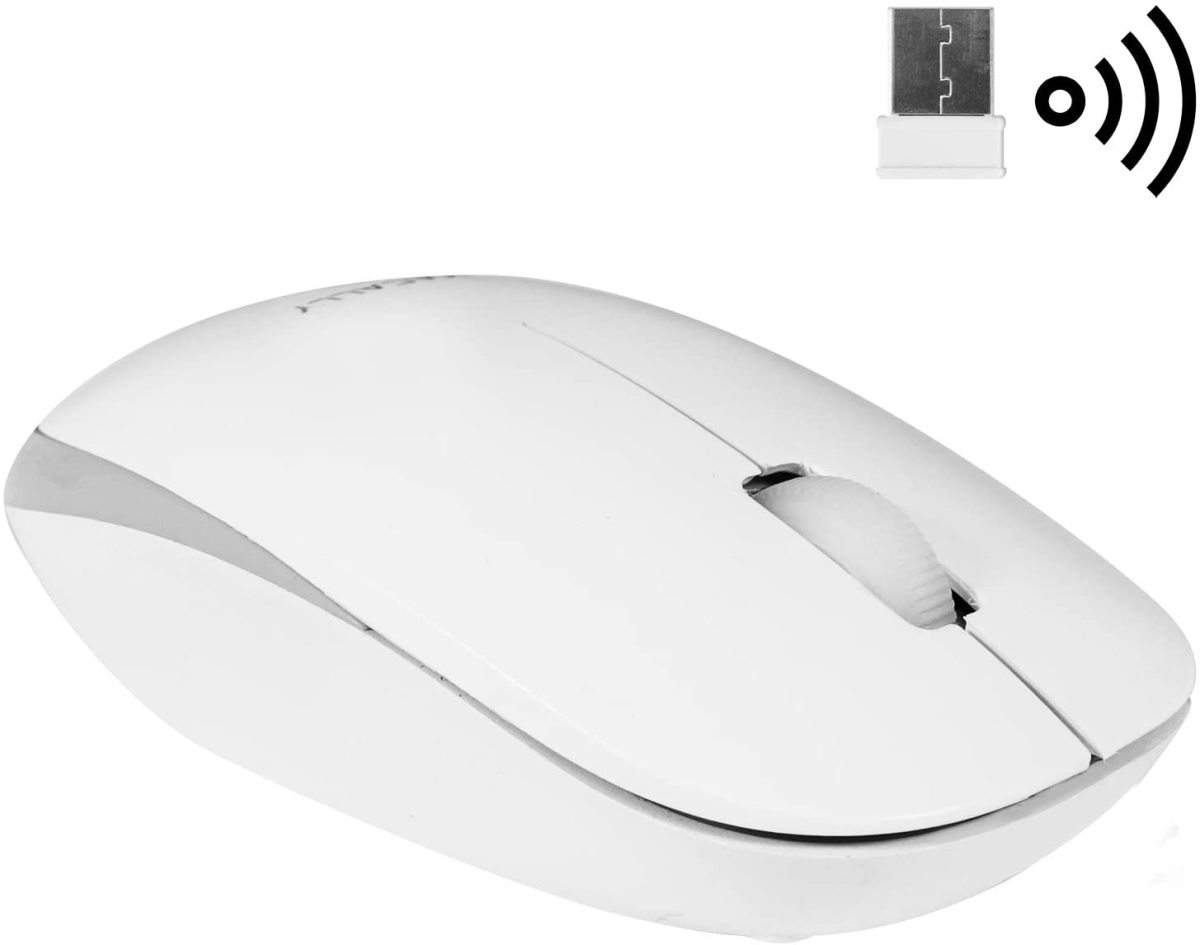 An affordable option for those on a limited budget, the Macally 2.4G Wireless Mouse is a sleek and user friendly device.