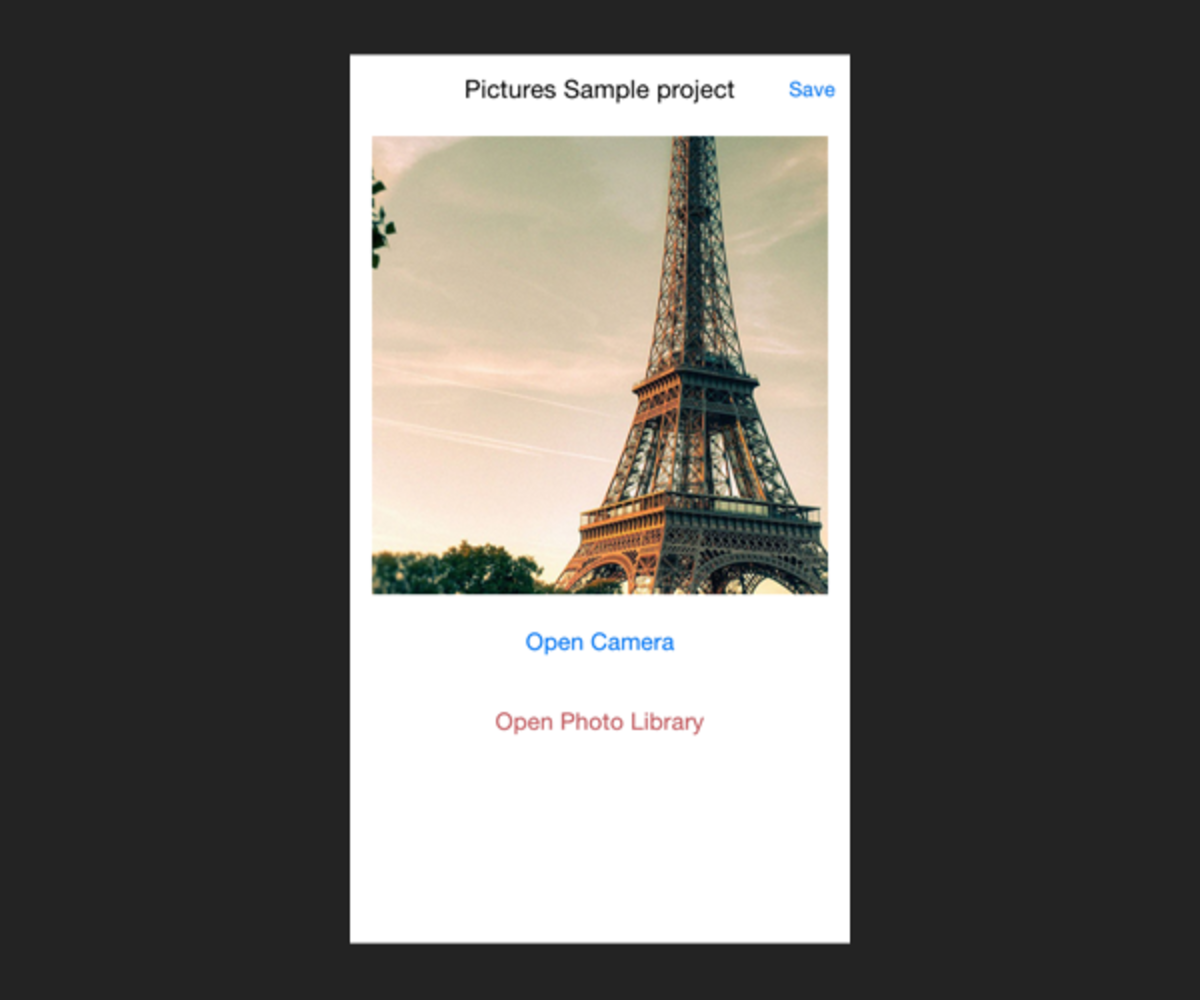  iOS - How to Access Photo Camera and Library in Swift
