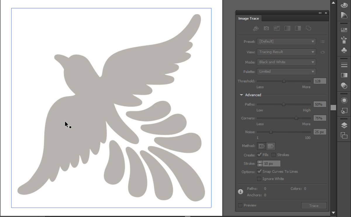 How to Remove Background of a .jpeg in Illustrator