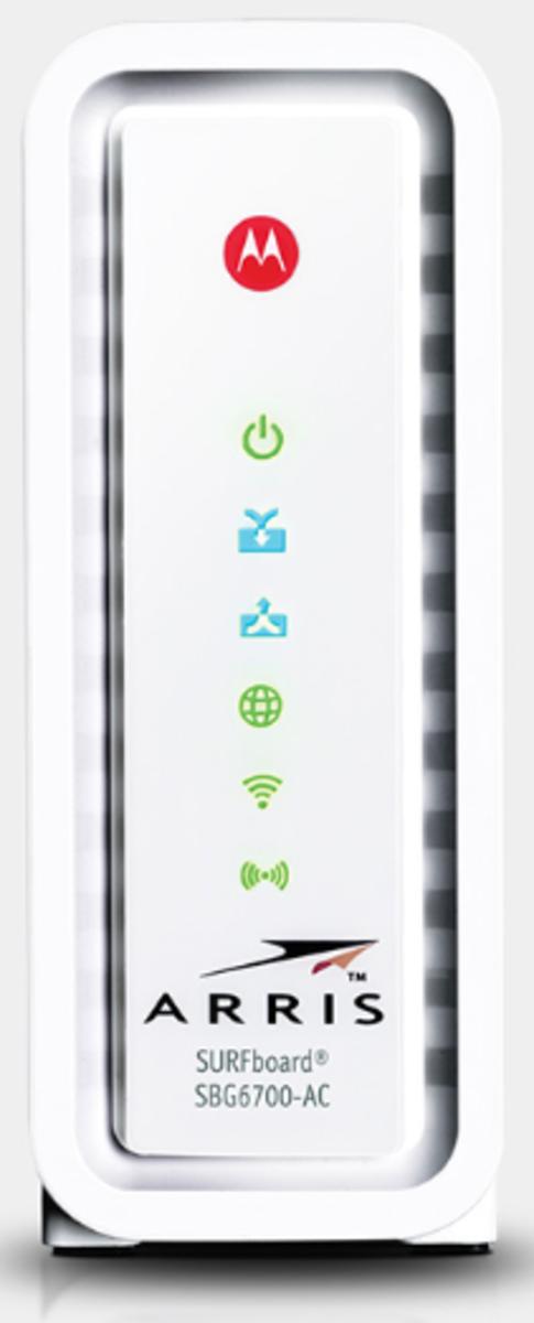 The Motorola Surboard SGB6700-AC