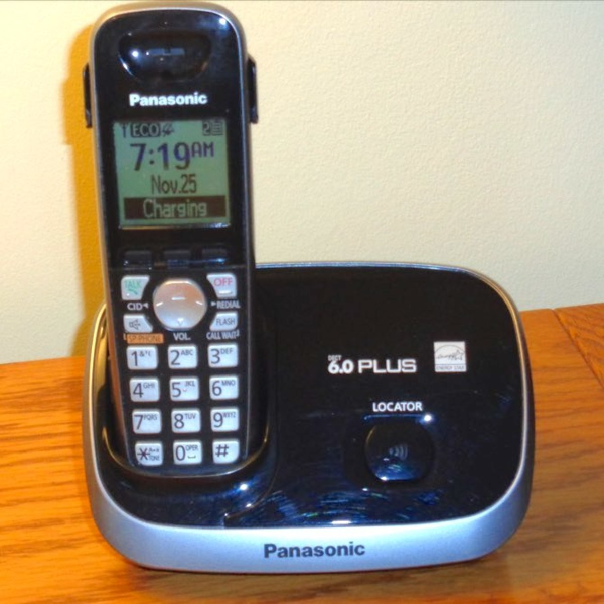 Panasonic Phone Handset on Base
