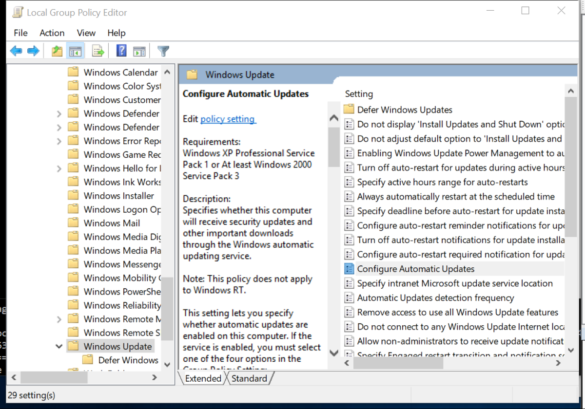 How to Turn off Automatic Updates in Windows | TurboFuture