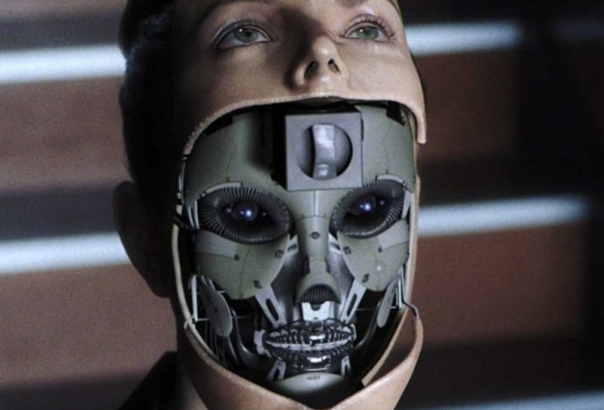In fiction, the idea of not being able to tell who is human and who is a machine can be used to create suspense, drama, and horror.