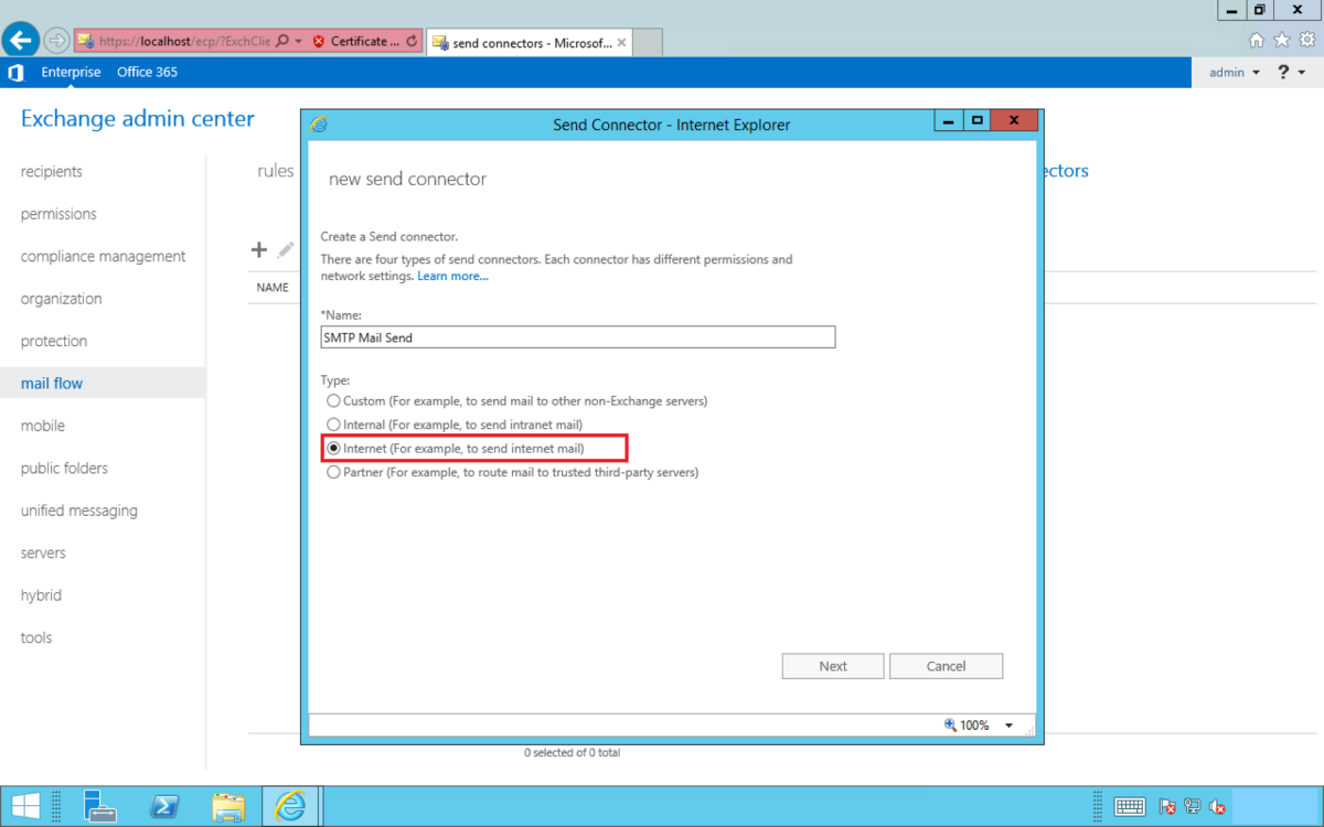 How to Configure Exchange Server 2016 After Installation for