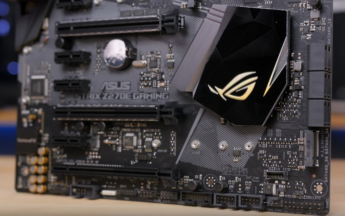 The new Strix lineup looks fantastic but does have a new BIOS. So, keep that in mind.