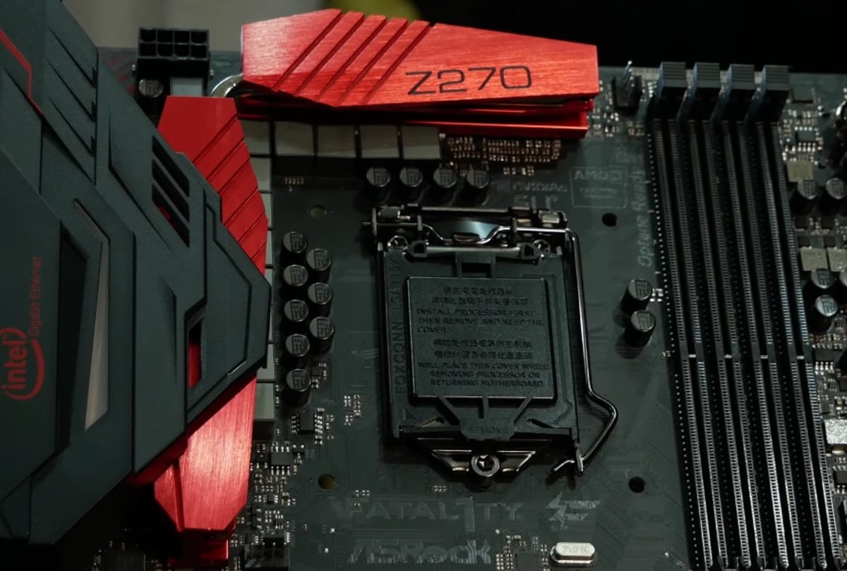 If you're looking for more value for the money you spend, the ASRock Gaming K6 comes with more features when compared to other similarly priced motherboards.