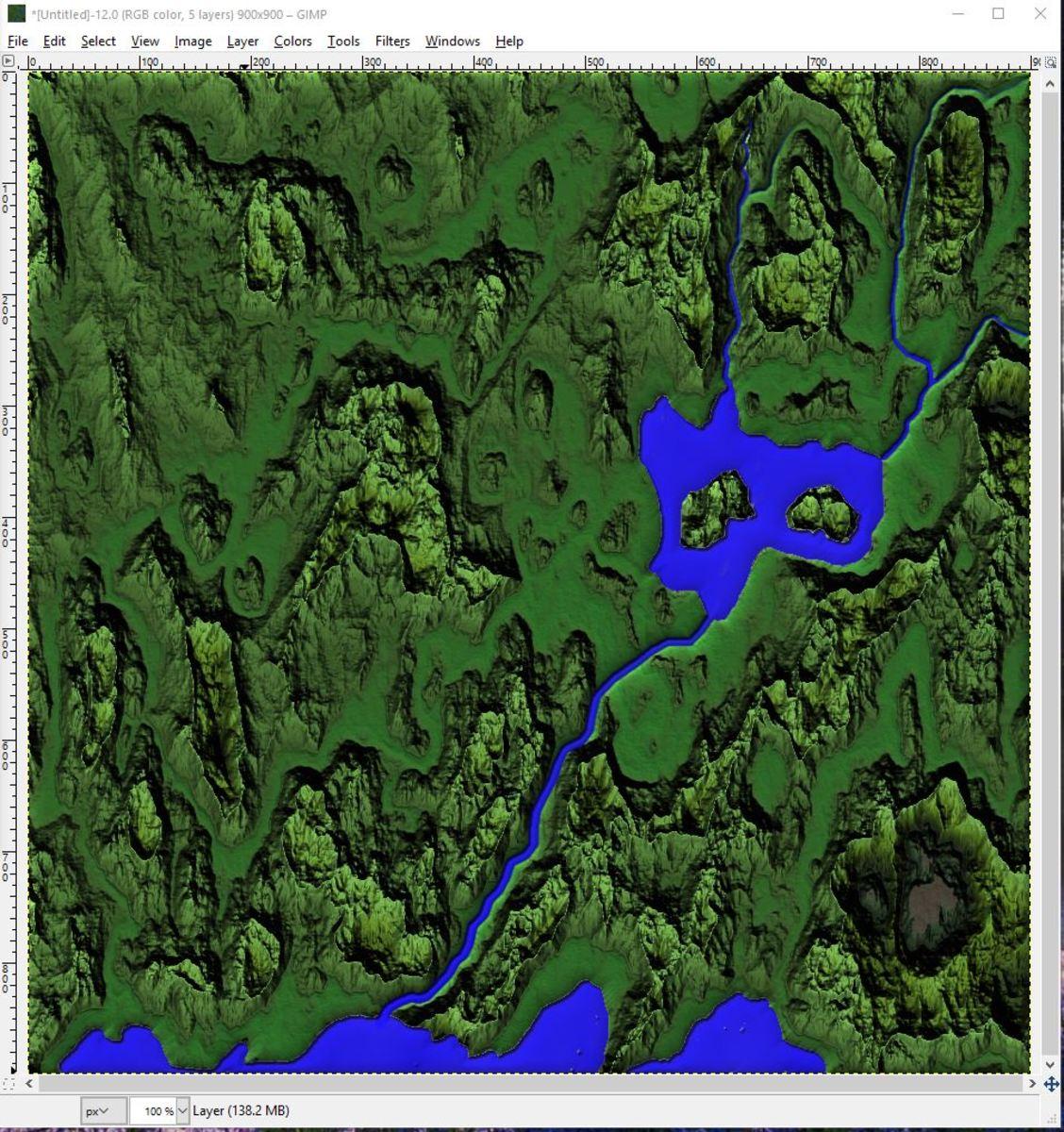 Step Four: Rivers Run Deep