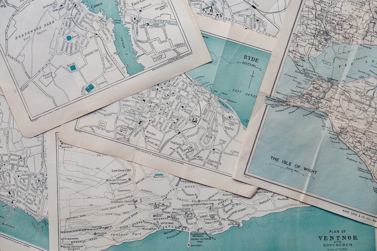 Paper maps can be cumbersome and lose their usefulness over time.  A GIS can correct these problems.