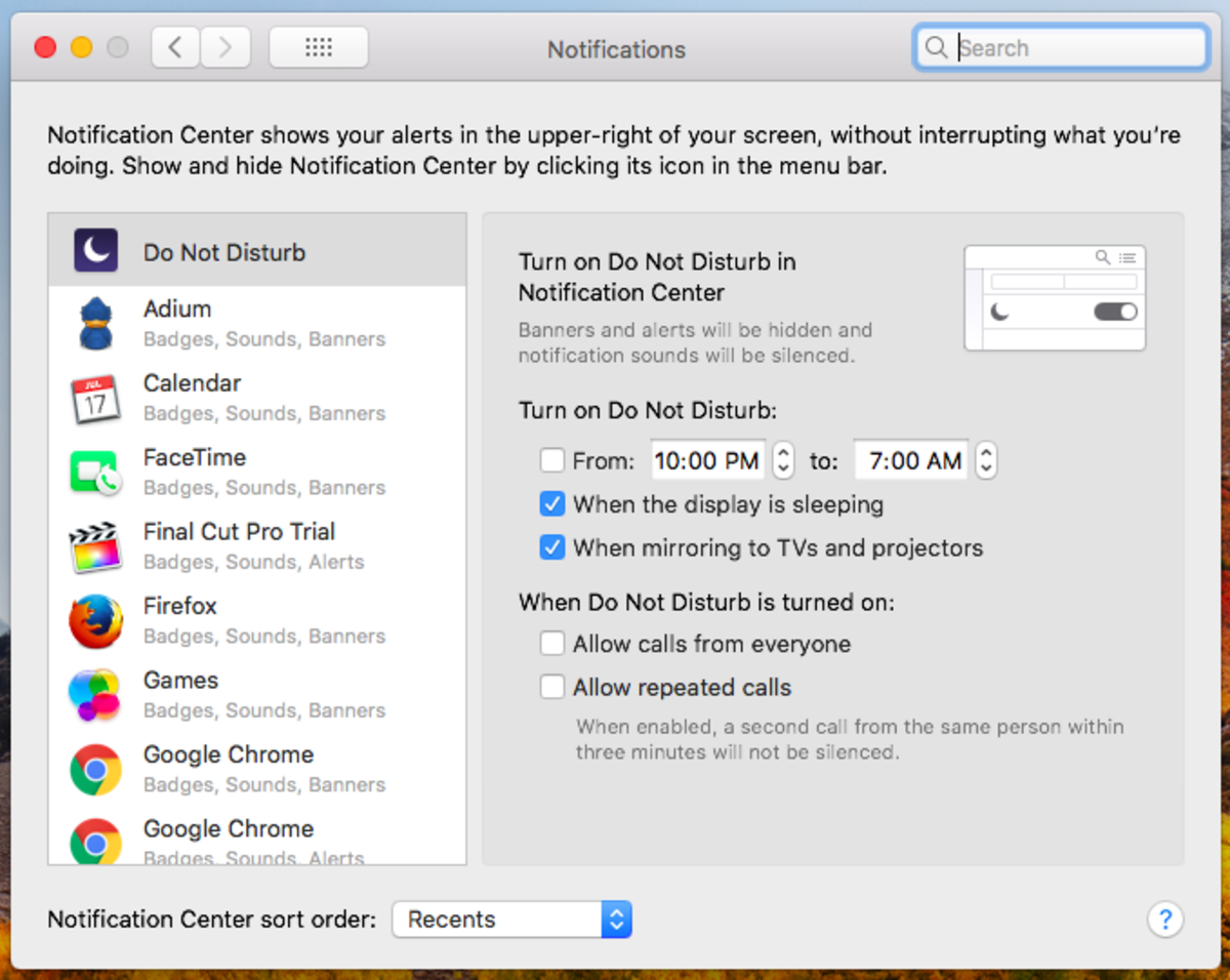 How to Get the Most out of the Mac Notification Center