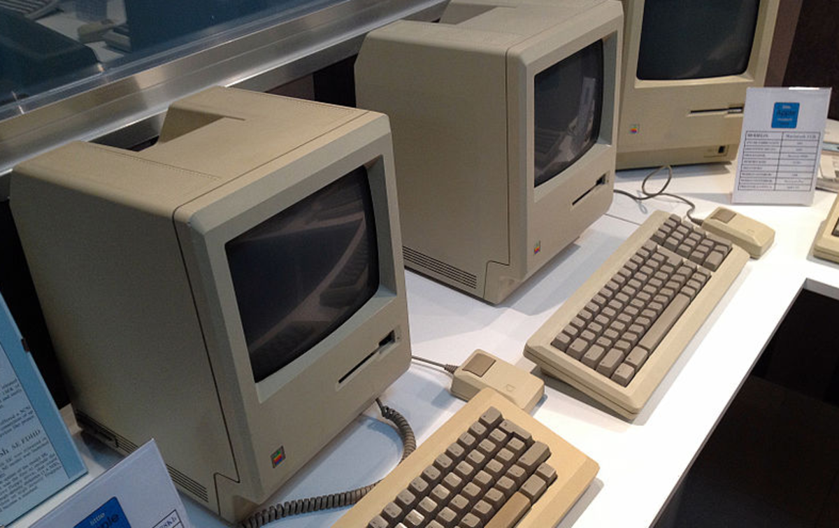 The Apple Macintosh of 1984