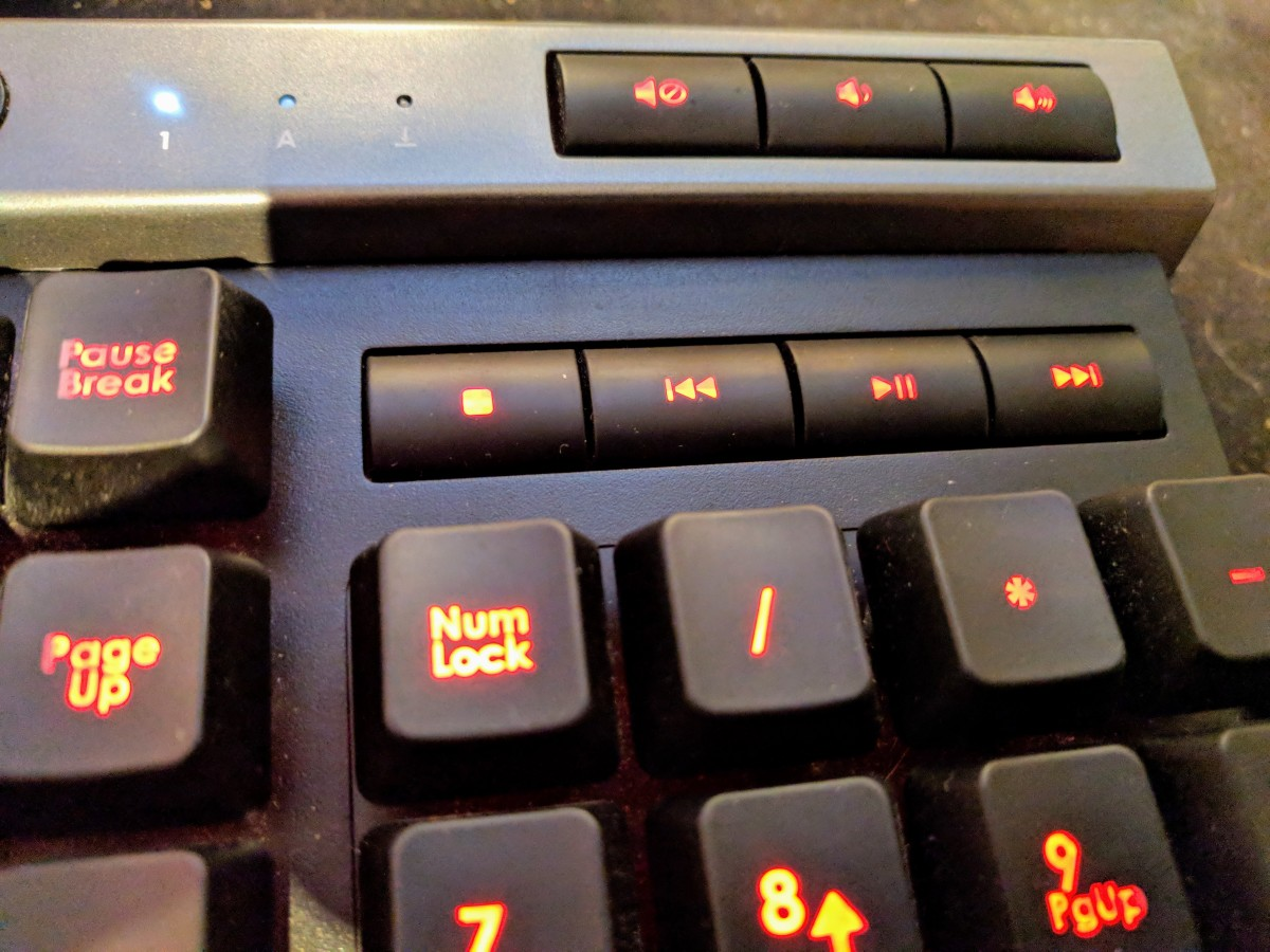 Many keyboards offer specific function keys, such as media playback and volume controls.
