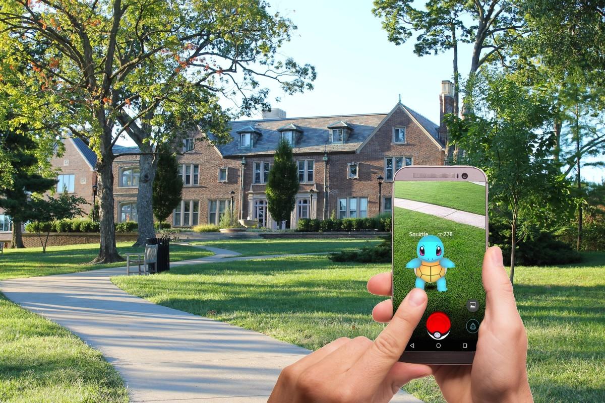 Capturing a Pokemon