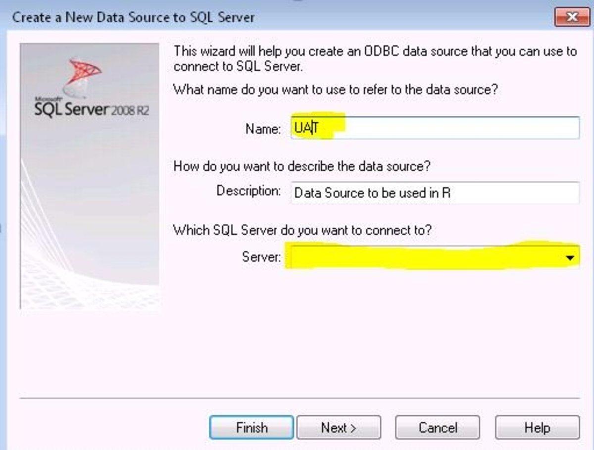 Provide SQL Server information