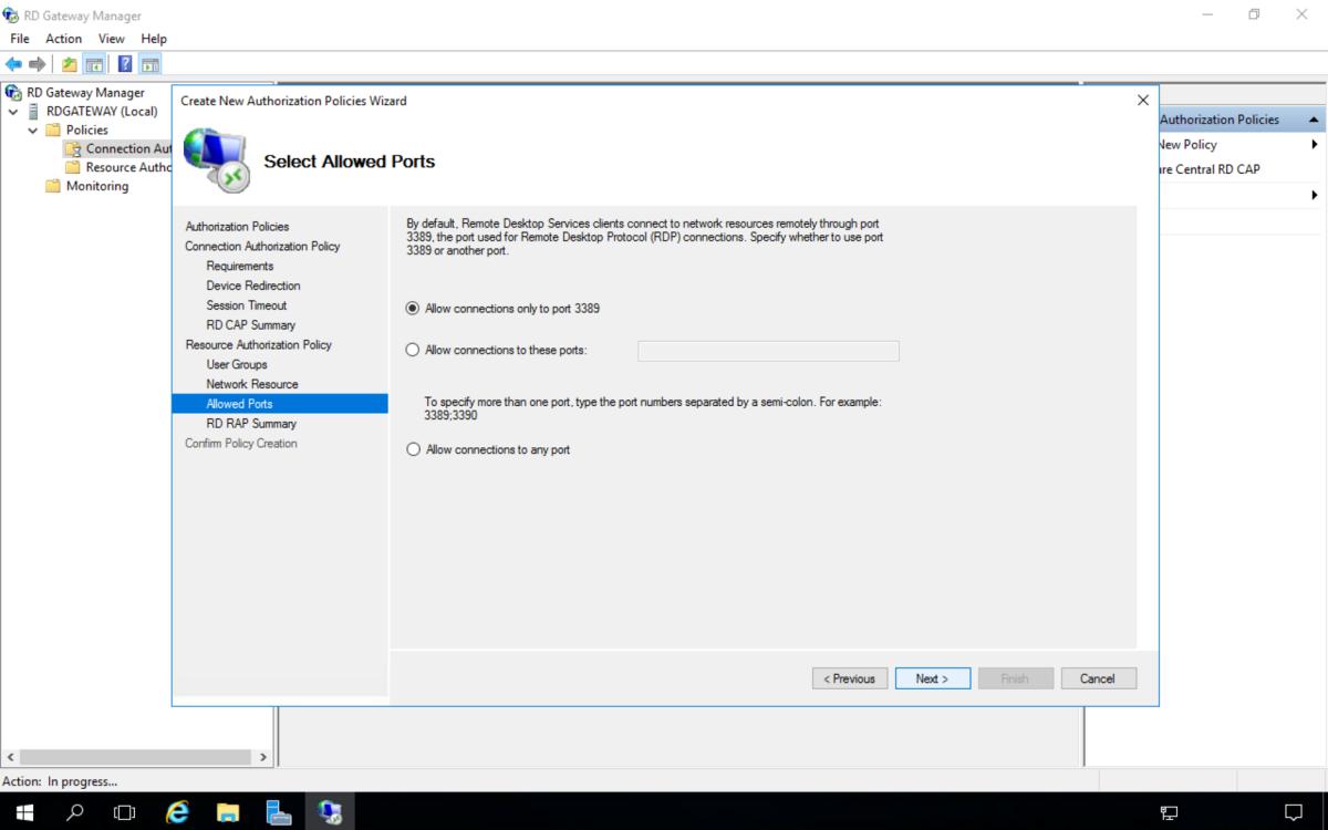 How To Setup A Remote Desktop Gateway Windows Server 2016 Turbofuture