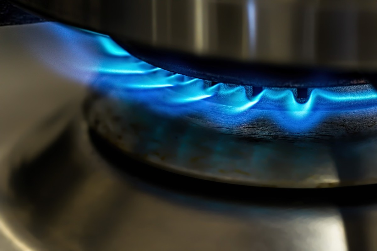 Some countries rely on natural gas and propane for both heating and cooking.