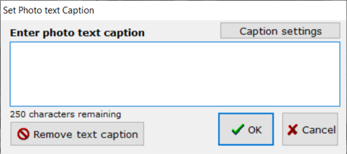 AutoSplitter Captioning Screen