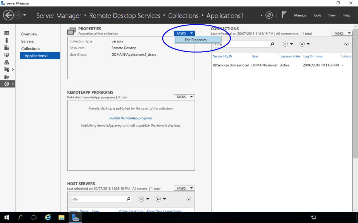 How to Setup Remote Desktop Services in Windows Server 2016