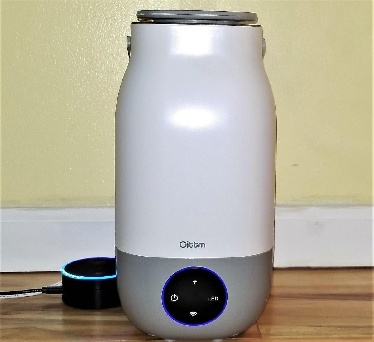Oittm Smart Humidifier With Echo Dot