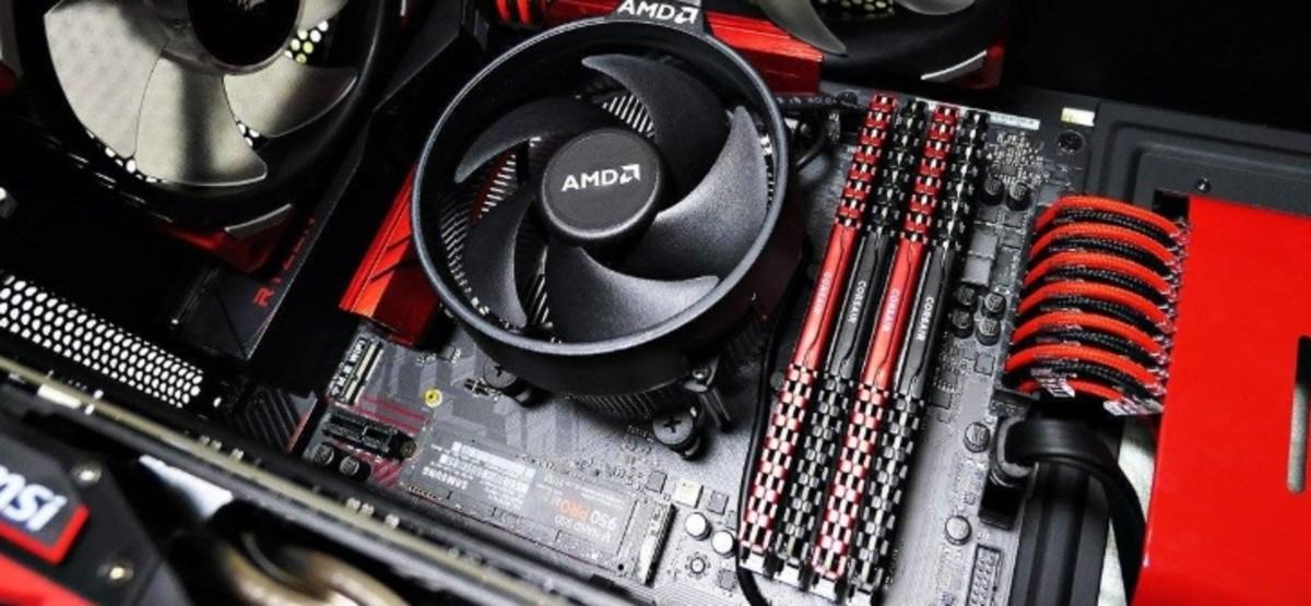 A Good AMD Ryzen 5 2600X vs 3600X Gaming PC Build 2019