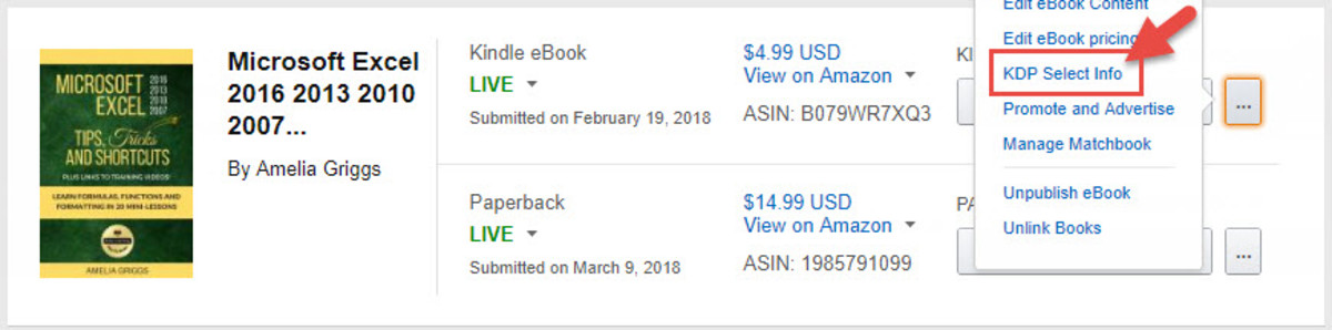 How to Create a Kindle Countdown Deal for Your Amazon Kindle