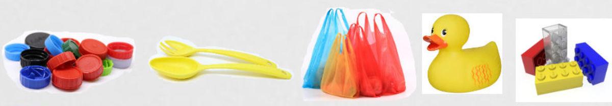 HDPE Plastics Examples