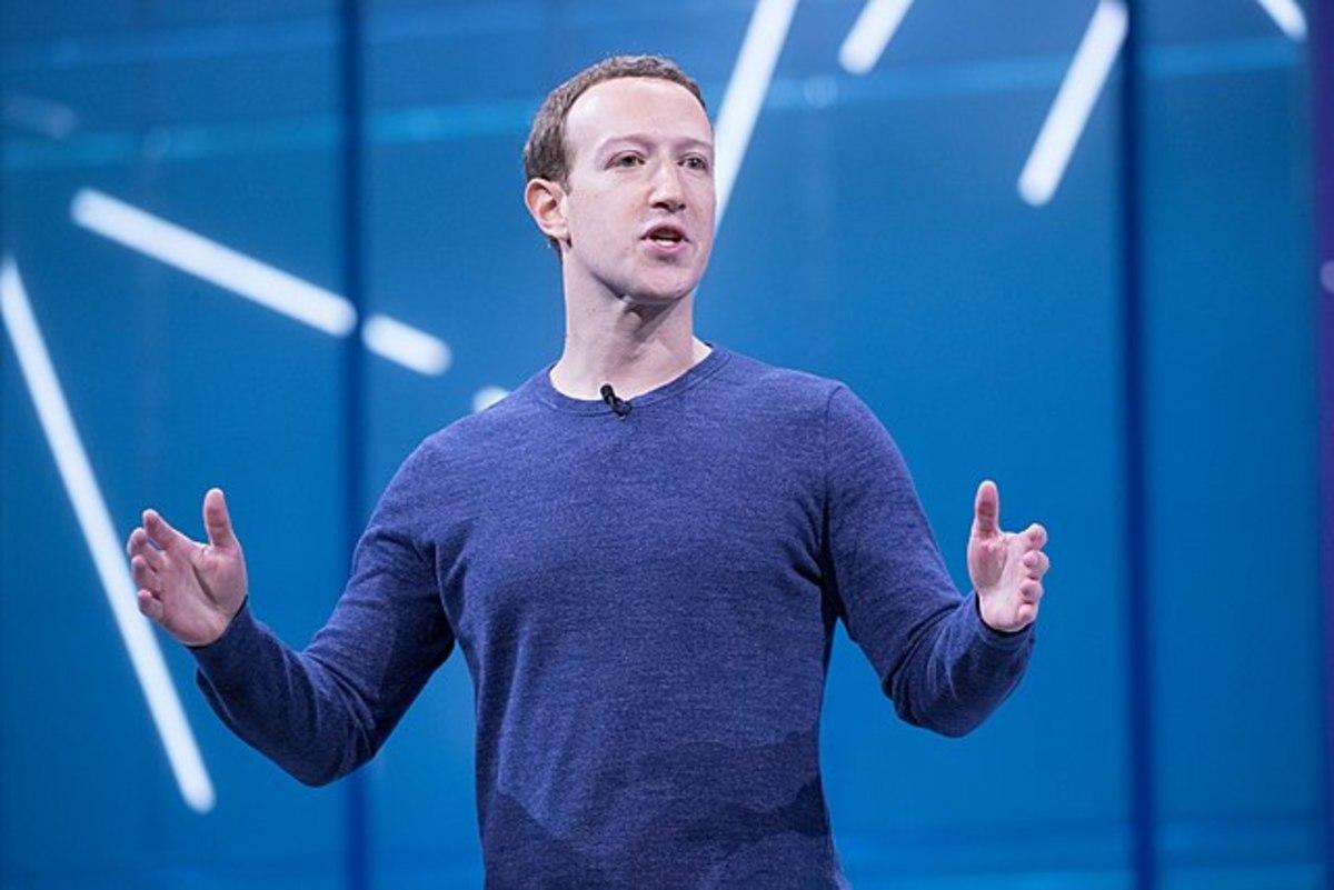 Mark Zuckerberg April 2018 Keynote