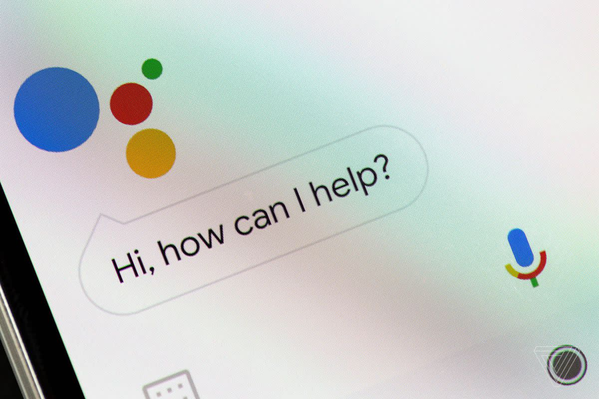 Google Assistant is one form of AI that many of us interact with every day.