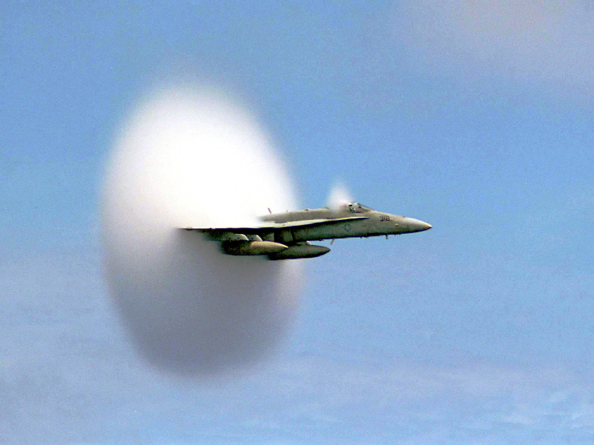 Don't let the sound barrier hold you back!