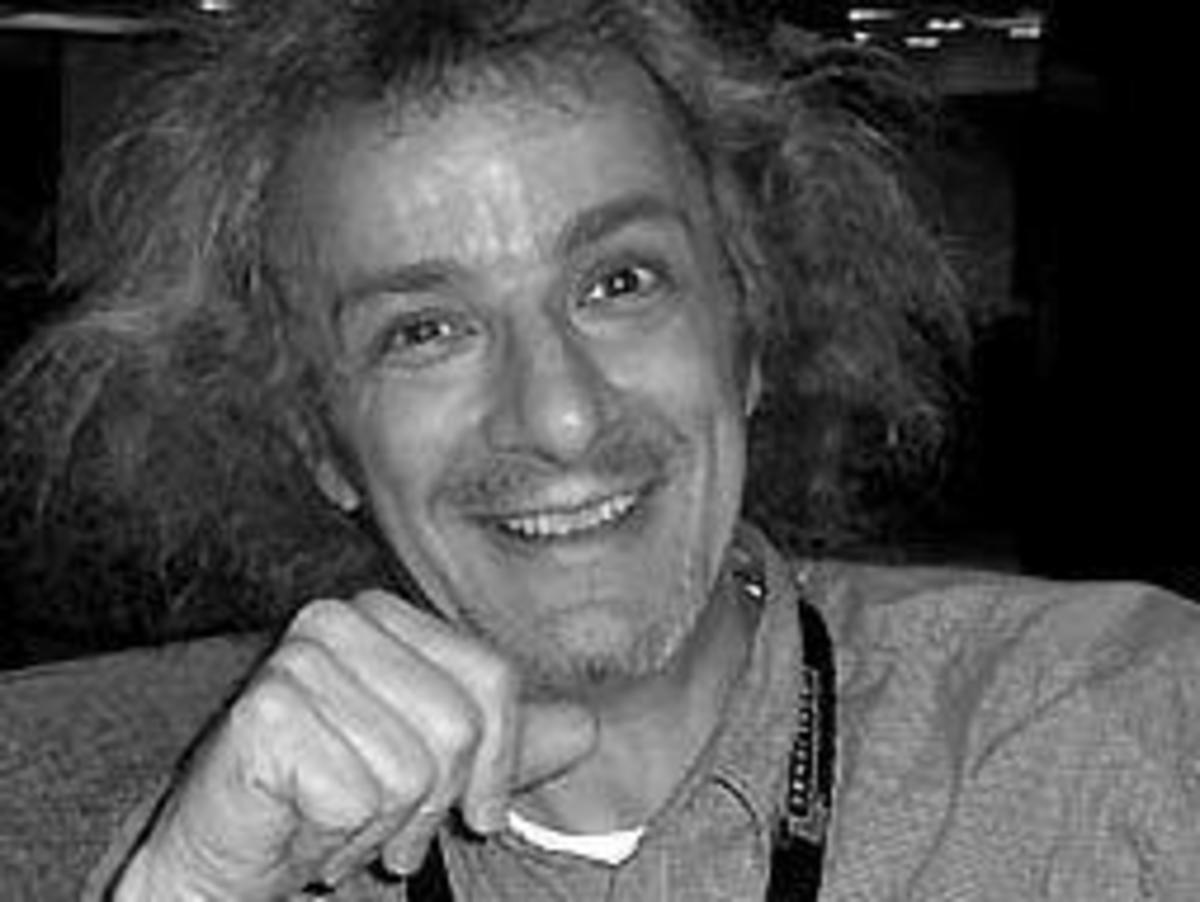 The only thing harder to predict than the future of the Internet? What Clifford Stoll's hair will look like in the morning.