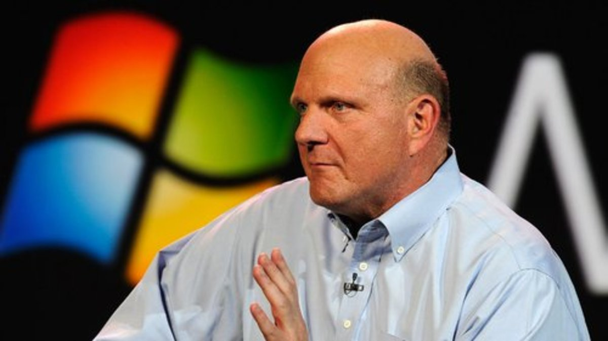 I like to imagine Mr. Ballmer wipes away the tears articles like this bring to his eyes with crisp Benjamins.