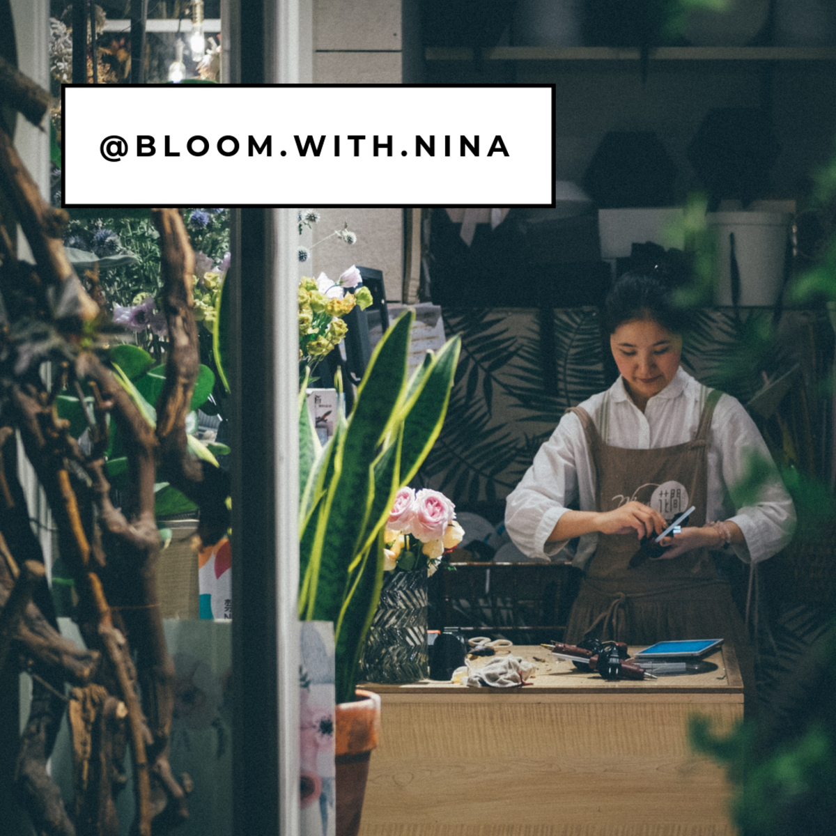 Bloom With Nina