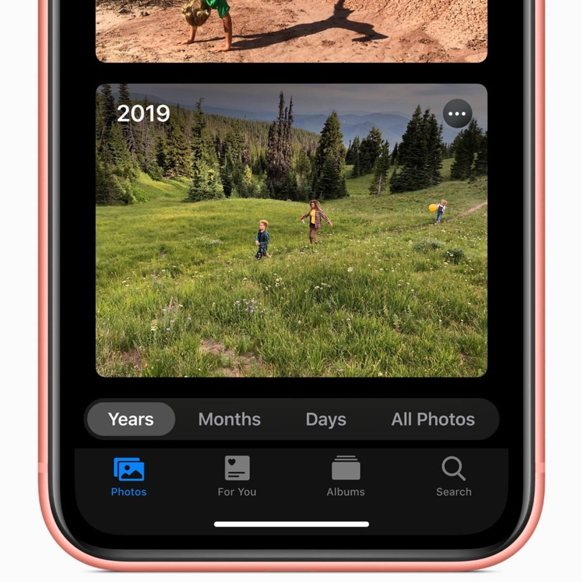 See your best shots at a glance with the Photos app in iOS 13