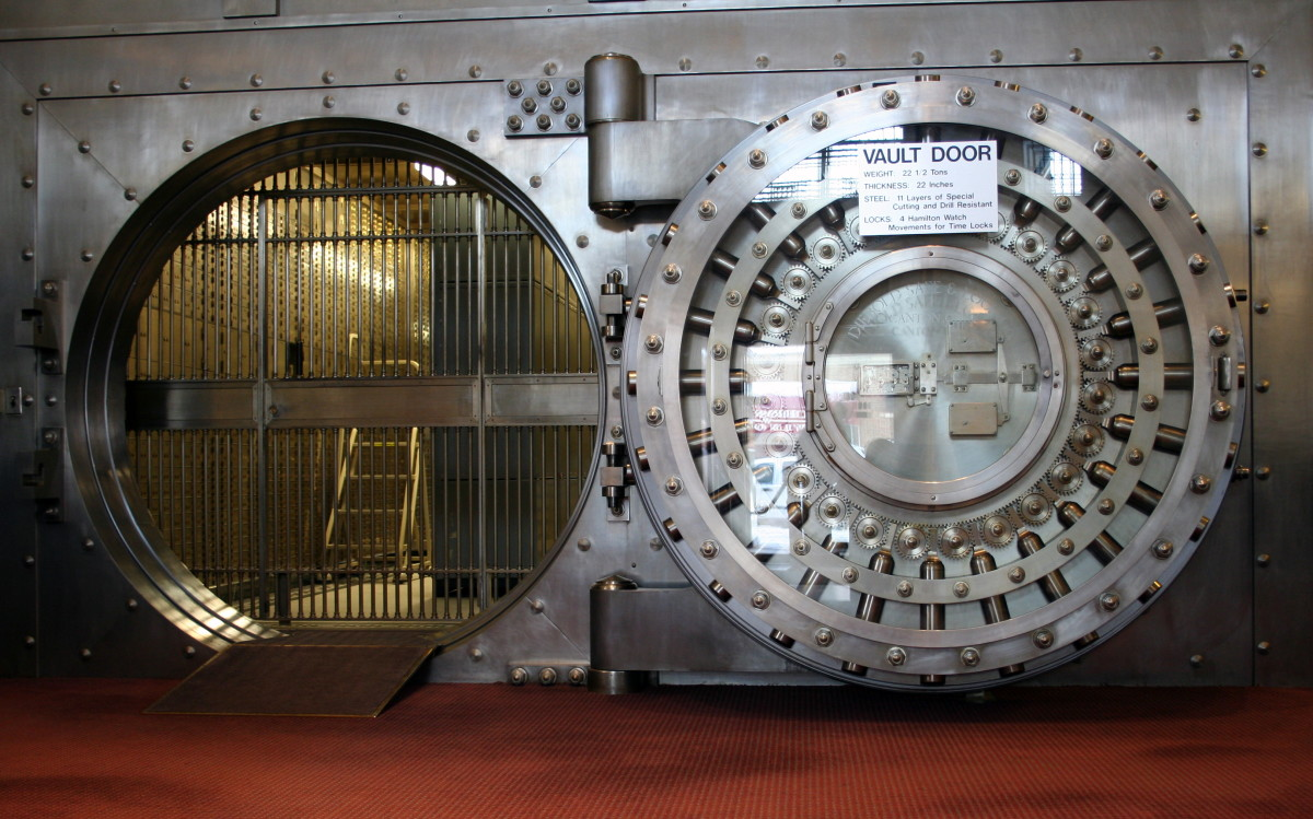 Old Vault Image