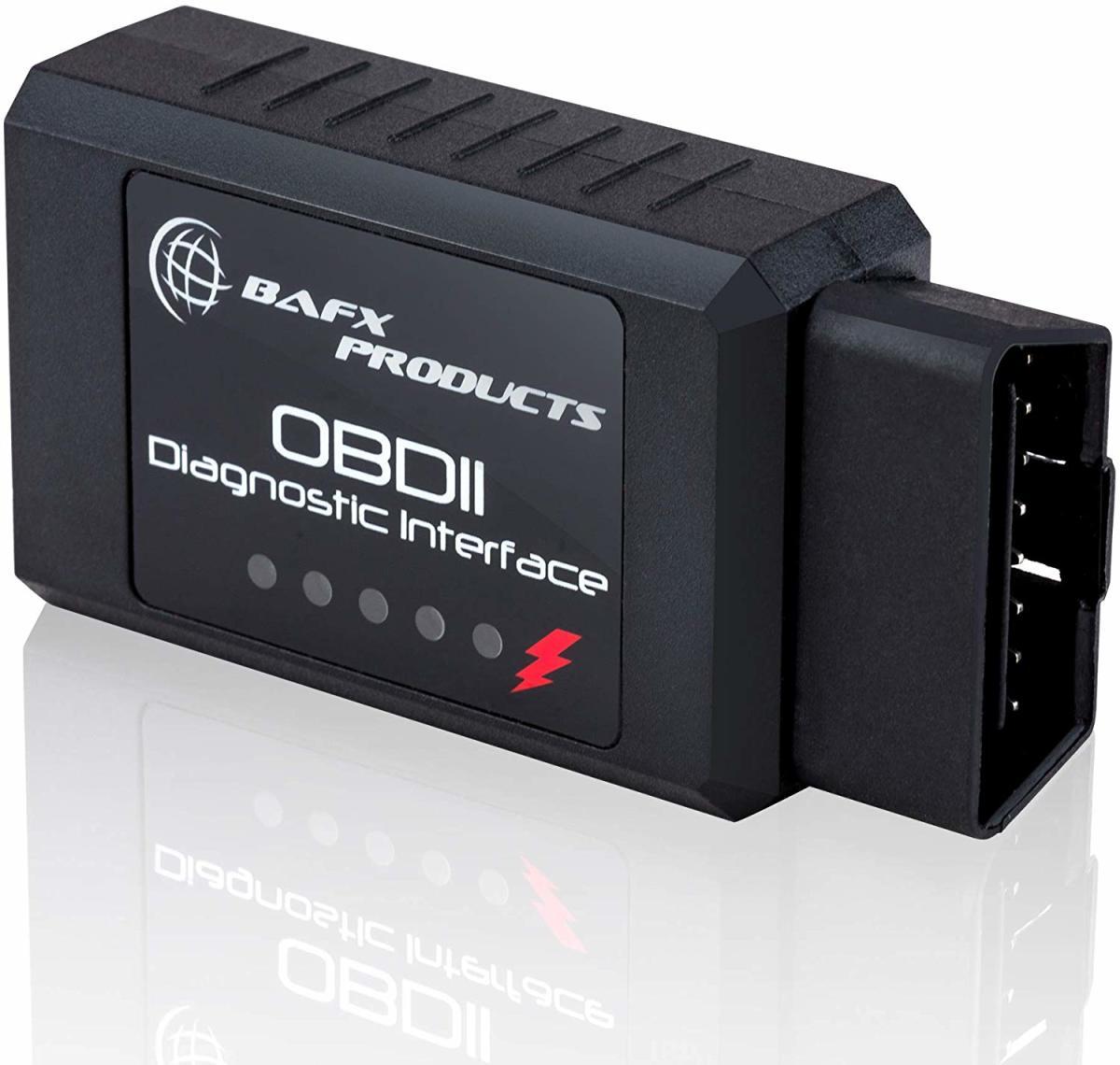 BAFX OBDII Bluetooth Diagnostic Scanner