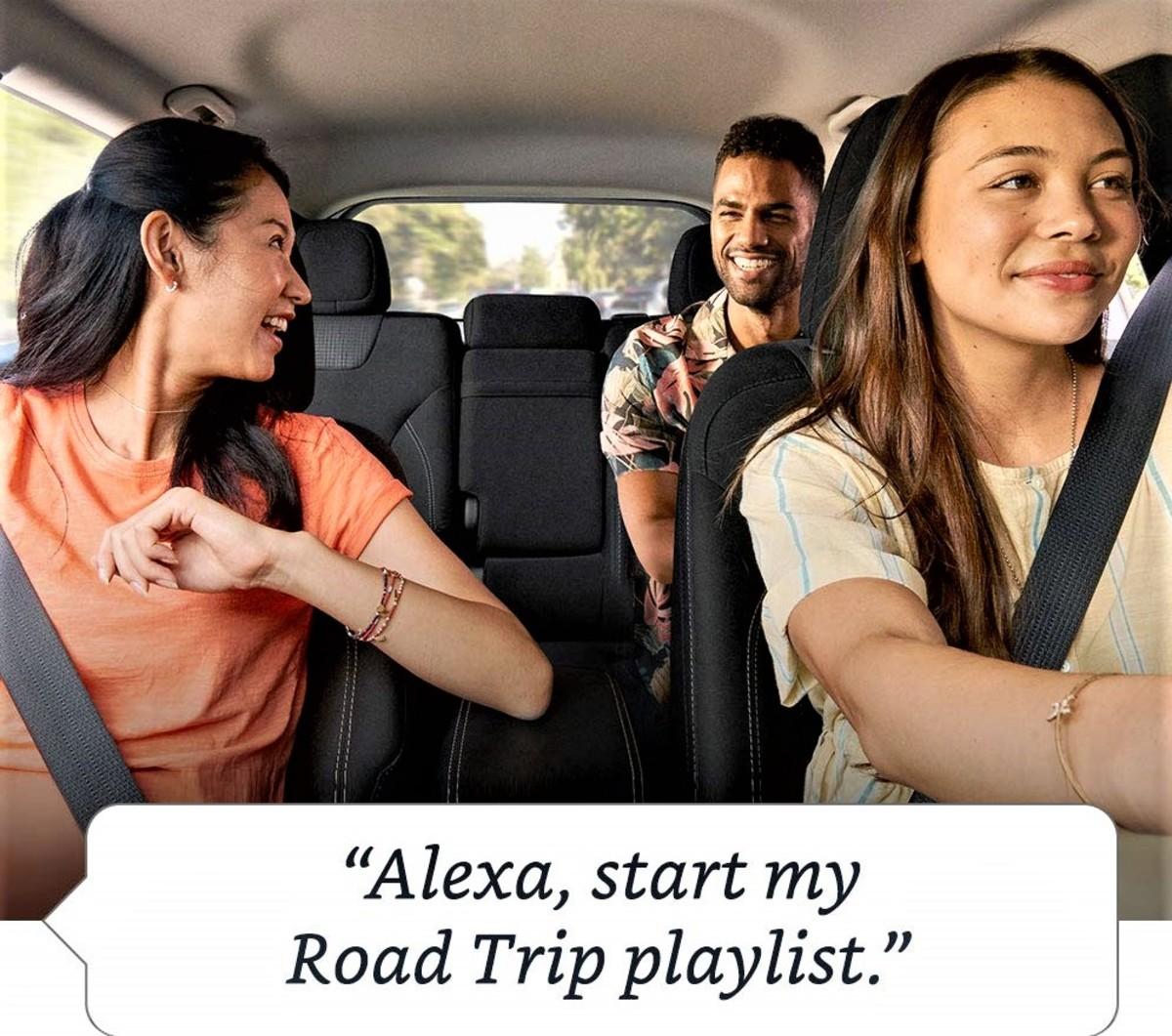 Echo Auto Review: Amazon Alexa for Dumb Cars   TurboFuture