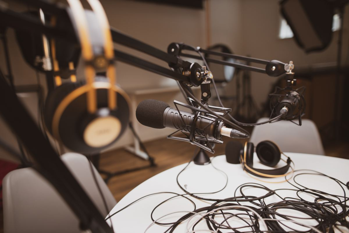 Podcasters should follow the same etiquette that journalists do, but what's the best way to incorporate this into an audio-entertainment medium?