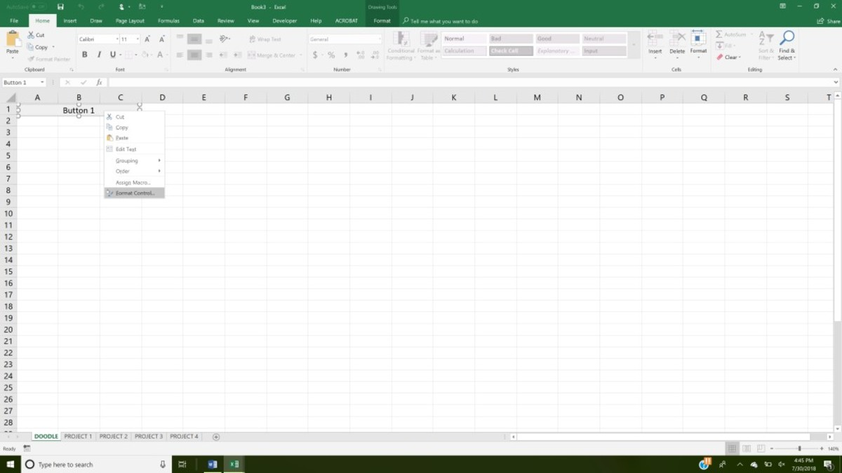 how-to-create-a-macro-button-that-clears-work-in-a-ms-excel-worksheet