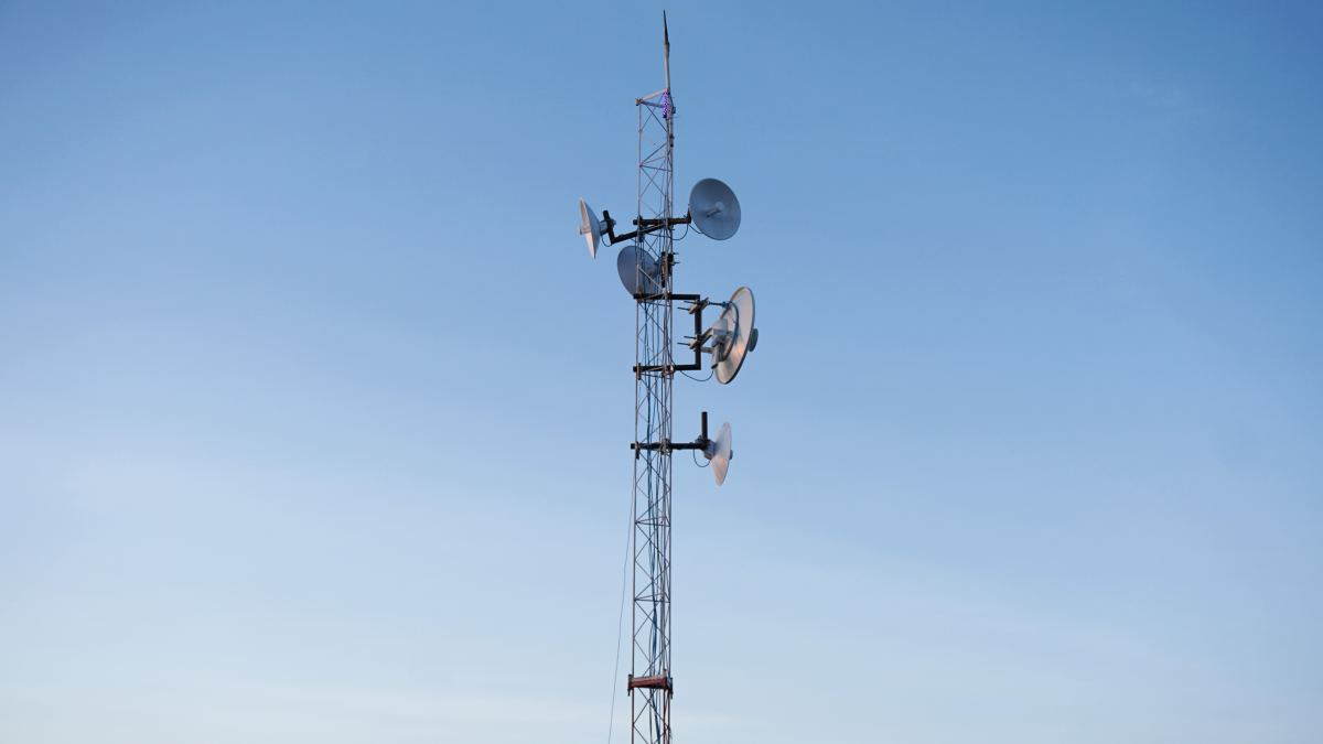 Wireless network transmitter.