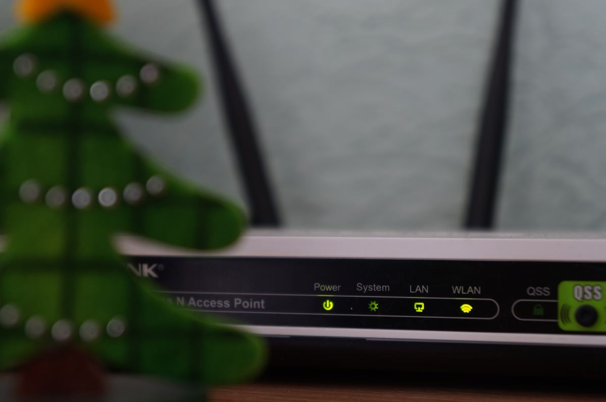 A Router is an example of an Intermediary network device.