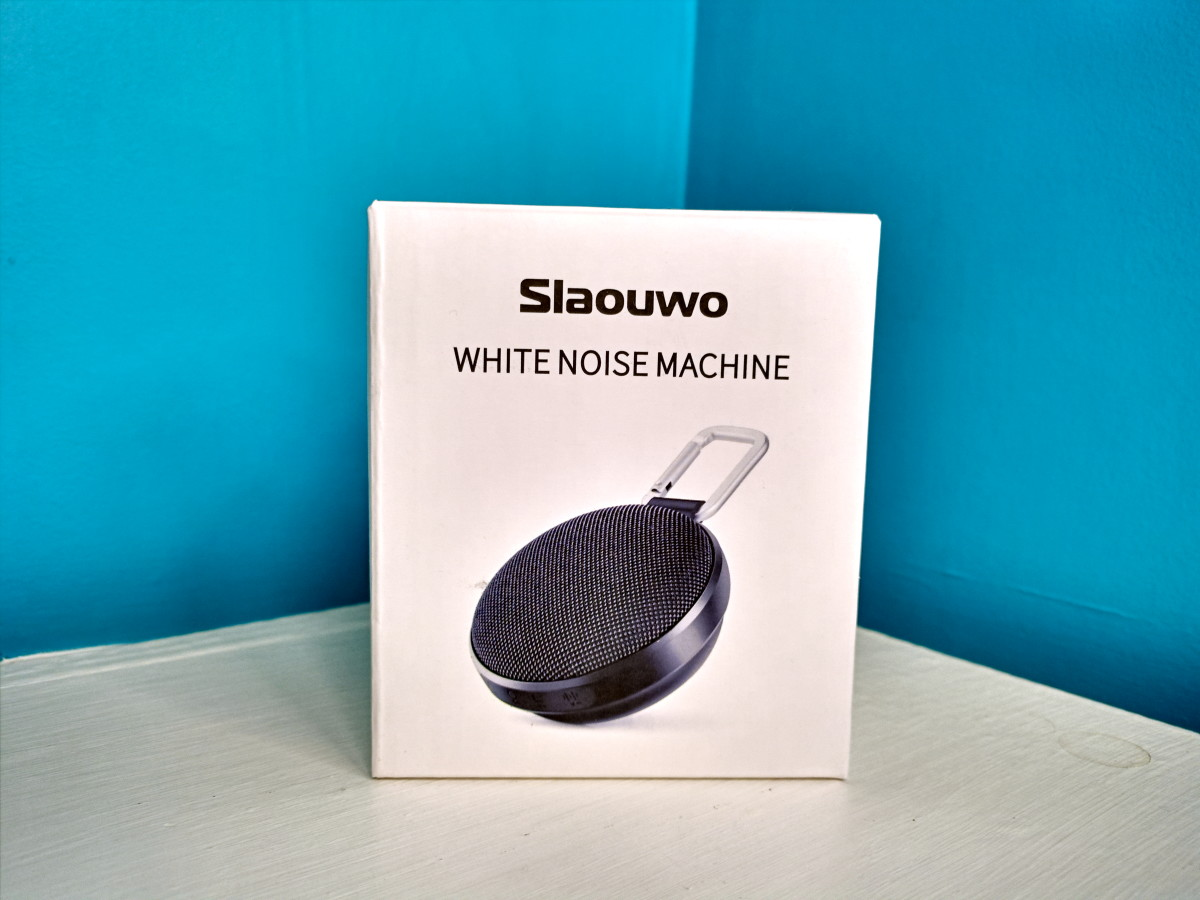 Slaouwo's H200 Rechargeable Sleep Sound Machine