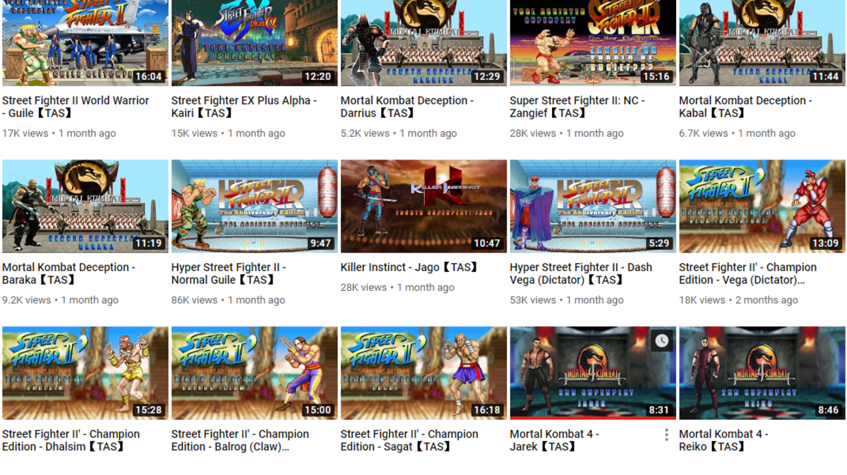 The channel DarkNoob has lots of examples of channel branding.