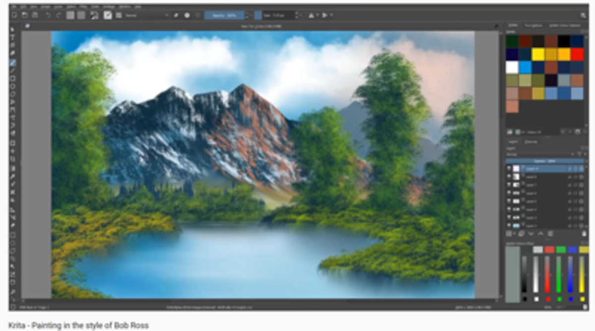 tutorials-to-help-you-start-painting-digitally-like-bob-ross