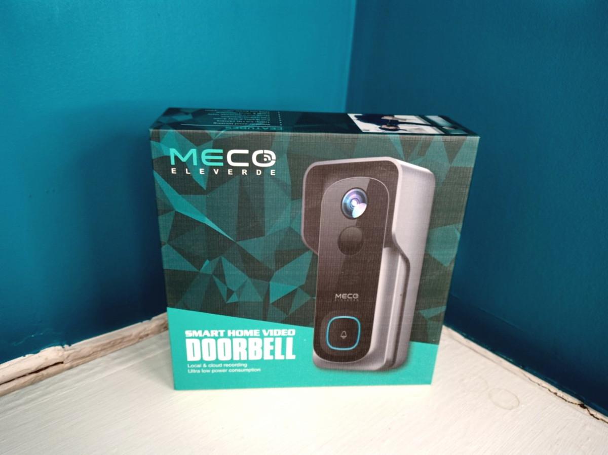 Doorbell packaging is very professional