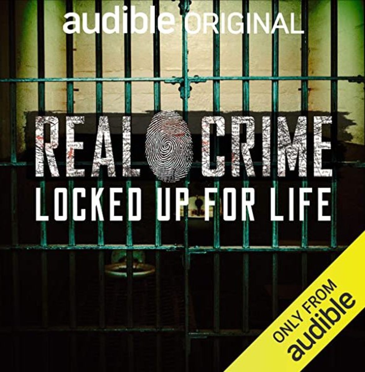 """The cover of """"Real Crime: Locked Up for Life"""""""
