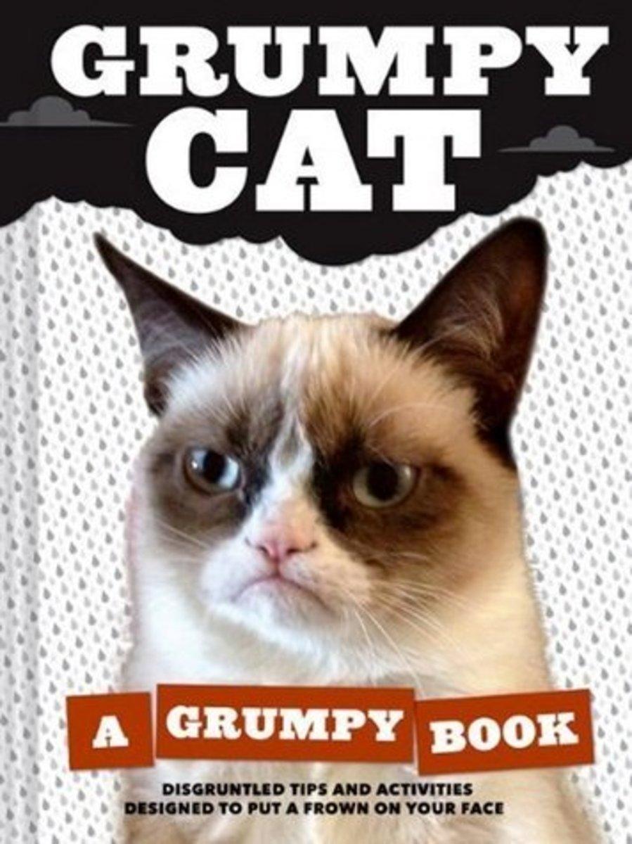 Grumpy Cat a Grumpy Book