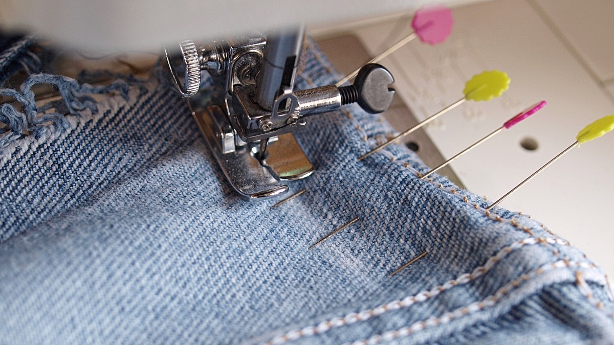 40 Easy Steps To Alter Pants At The Waist FeltMagnet Adorable How To Take In Jeans Without A Sewing Machine