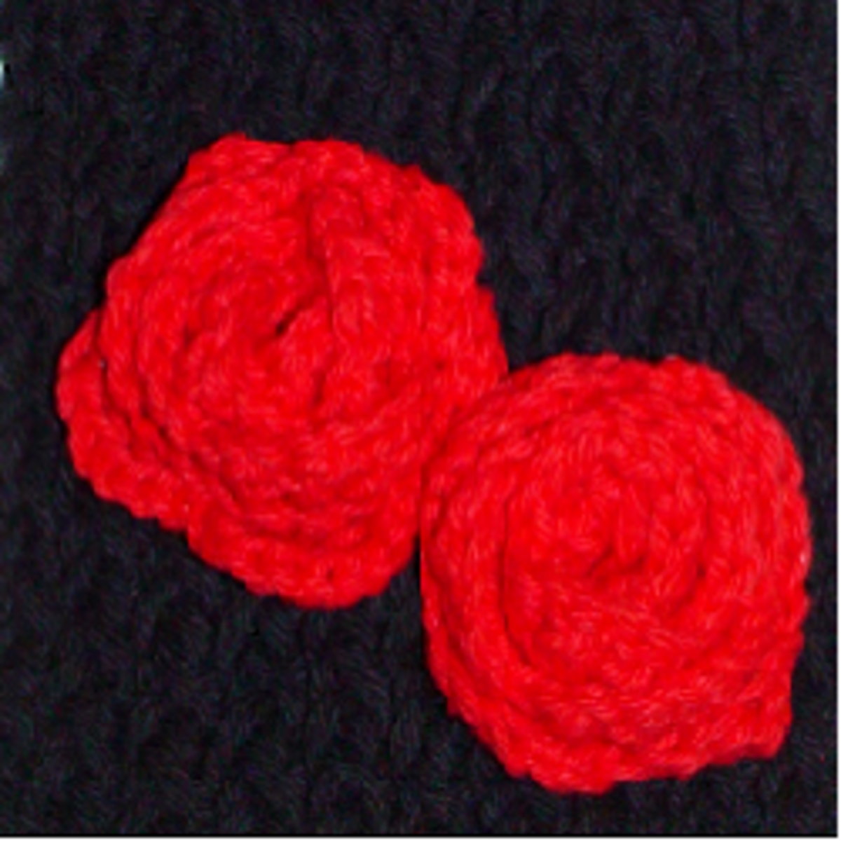 How to Crochet Roses for Beginners