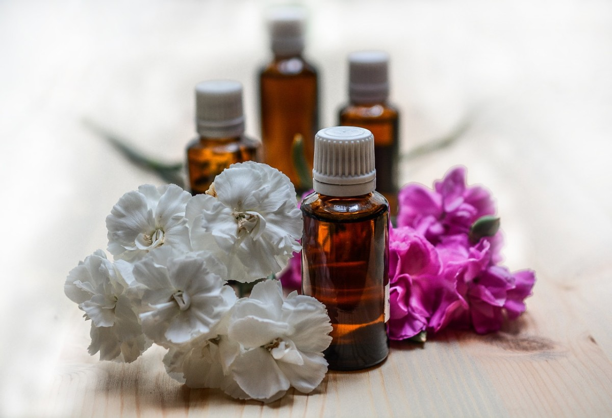 Essential oils are distilled directly from flowers, plants, trees and fruit.
